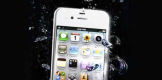 smartphones waterproof