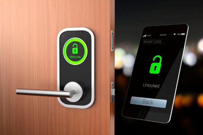 Safe Use of Smart Locks