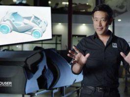3D-Printed Autonomous Vehicle