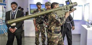 India own military kit