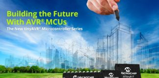 Microchip New Generation of 8-bit AVR MCUs