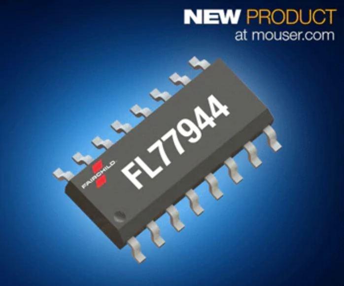 Fairchild's FL779xx LED Drive ICs