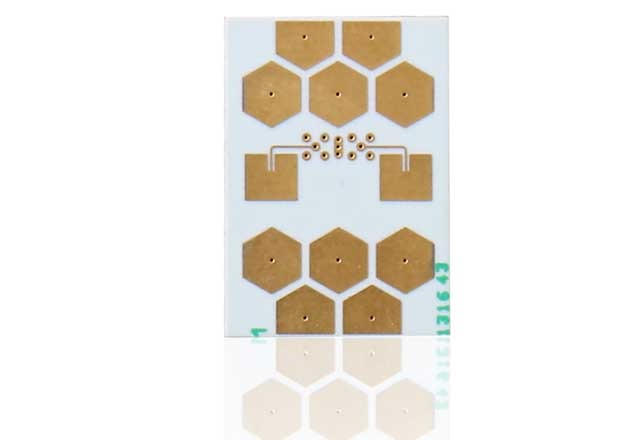 Surface mountable radar modules for touch-free switches and motion detection