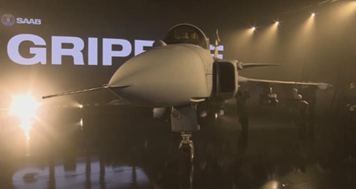 Gripen-E fighter