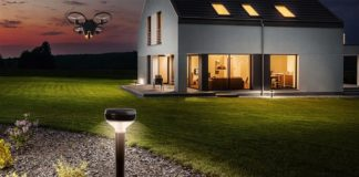 flying camera drone