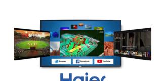 HAIER LED TV