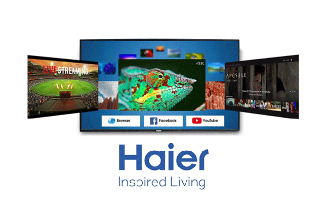 Haier India Unveils TV Commercial for its latest easy