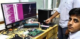 India's first indigenous microprocessor