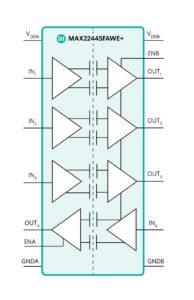 MAX22445-block diagram