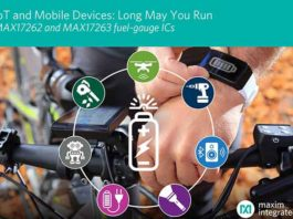 Maxim IoT and Mobile Devices