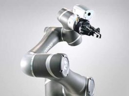 Omron launches TM Series collaborative robot