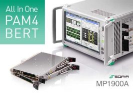 All-in-One 400GbE PAM4 BER Measurements