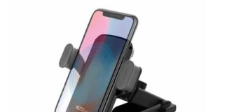 CHARGE CLAMP Wireless Mobile Charger