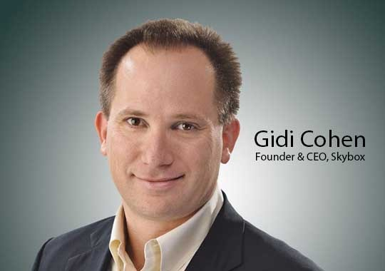 Gidi Cohen, Skybox