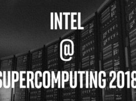 Intel Supercomputing 2018