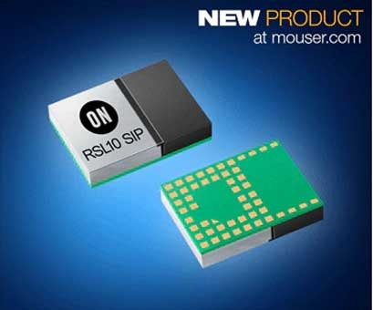 ON Semiconductor RSL10 Multi-Protocol SiP