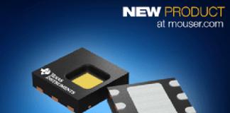 TI HDC2080 Humidity and Temperature Digital Sensor