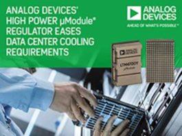Analog µModule Regulator