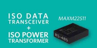 Isolated RS-485 Module for Industry 4.0