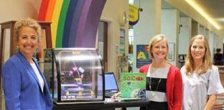 Mouser Electronics Donates STEM Carts