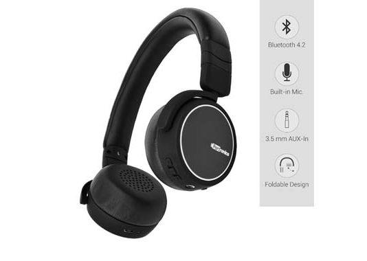 Portronics Muffs R Bluetooth Earphones