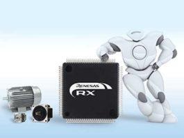 Renesas 32-Bit RX66T MCU