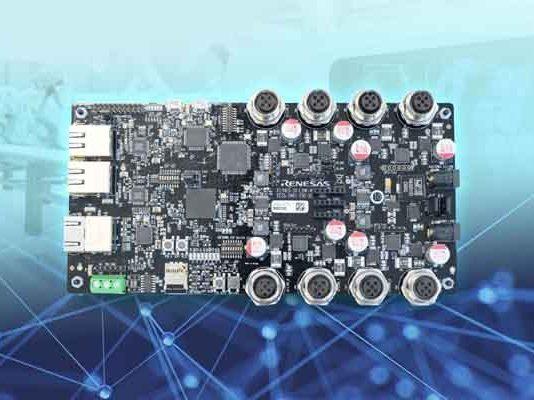 Renesas RZ/N1S IO-Link