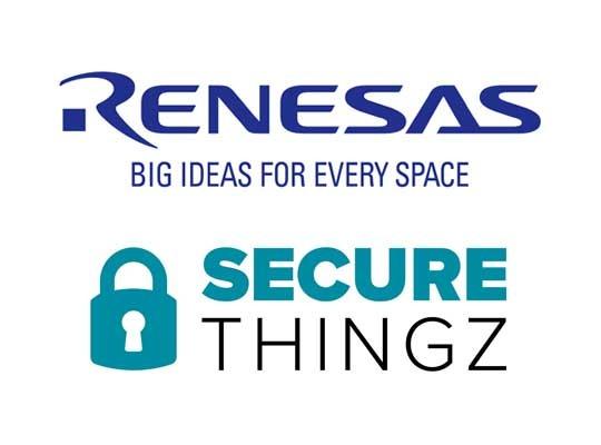 Renesas Secure Thingz