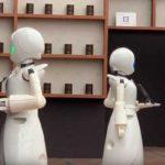 Robots-Waiters