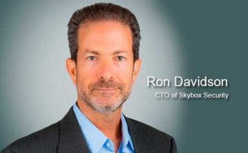 Ron Davidson, CTO Skybox Security