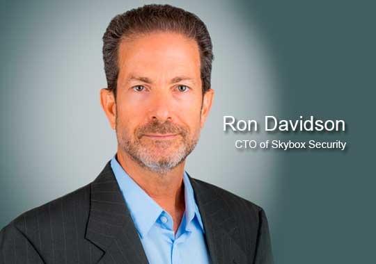 Ron Davidson, CTO Skybox Security