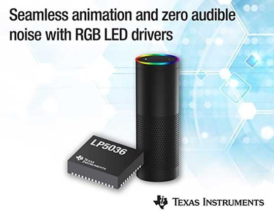 TI LED driver