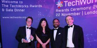 Techworks Award 2018