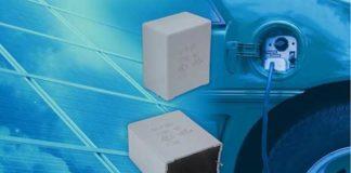 Vishay F339X2 Film Capacitors