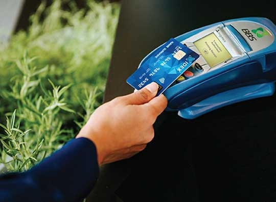 biometric card solutions