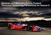 mahindra racing expand formula e technology partnership