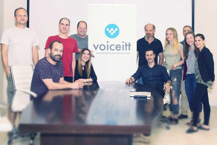 Voiceitt team.