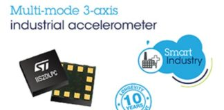 Mode-Changing MEMS Accelerometer