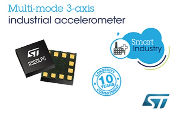 Mode-Changing MEMS Accelerometer