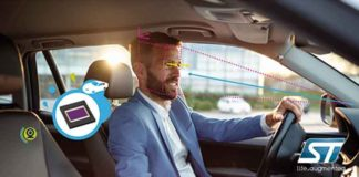 STMicroelectronics Image Sensors Enhance Driver Monitoring