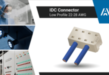 AVX IDC Connector