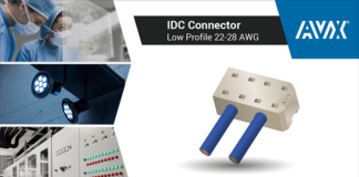 AVX IDC Connector
