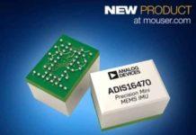 Analog Devices' ADIS1647x