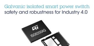 Galvanic Isolated High-Side Smart Power Switch
