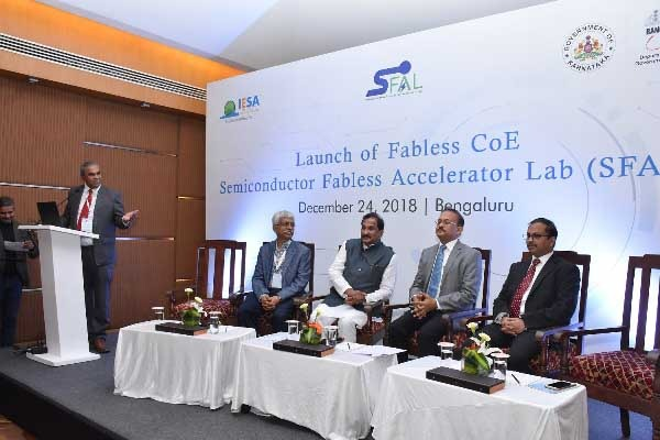 IESA Semiconductor Fabless Accelerator Lab
