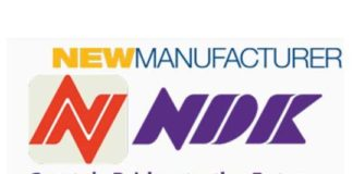 Mouser Electronics and NDK
