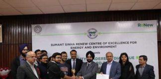 Renew Power IIT Delhi