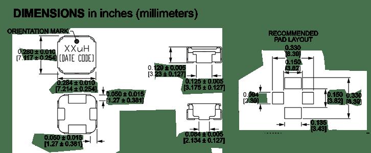 Vishay Super12 IHLE-5A Series