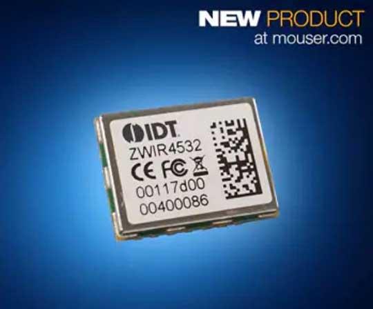 ZWIR45326LoWPAN module