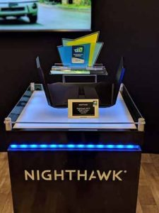 NETGEAR Nighthawk AX12 at CES 2019